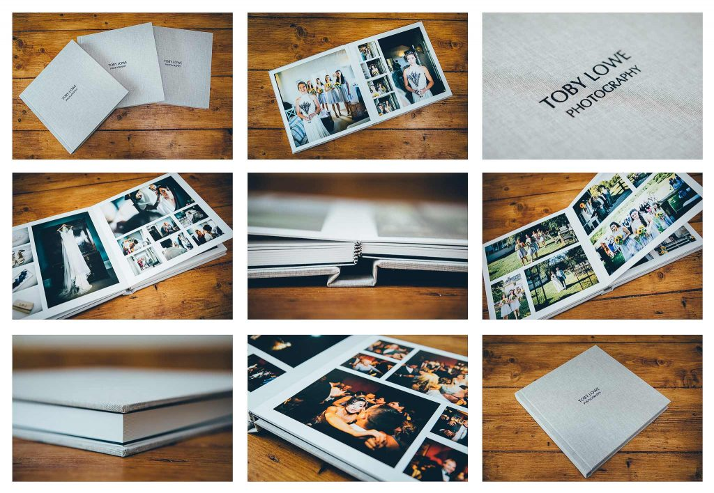 Wedding Album Toby Lowe Photography