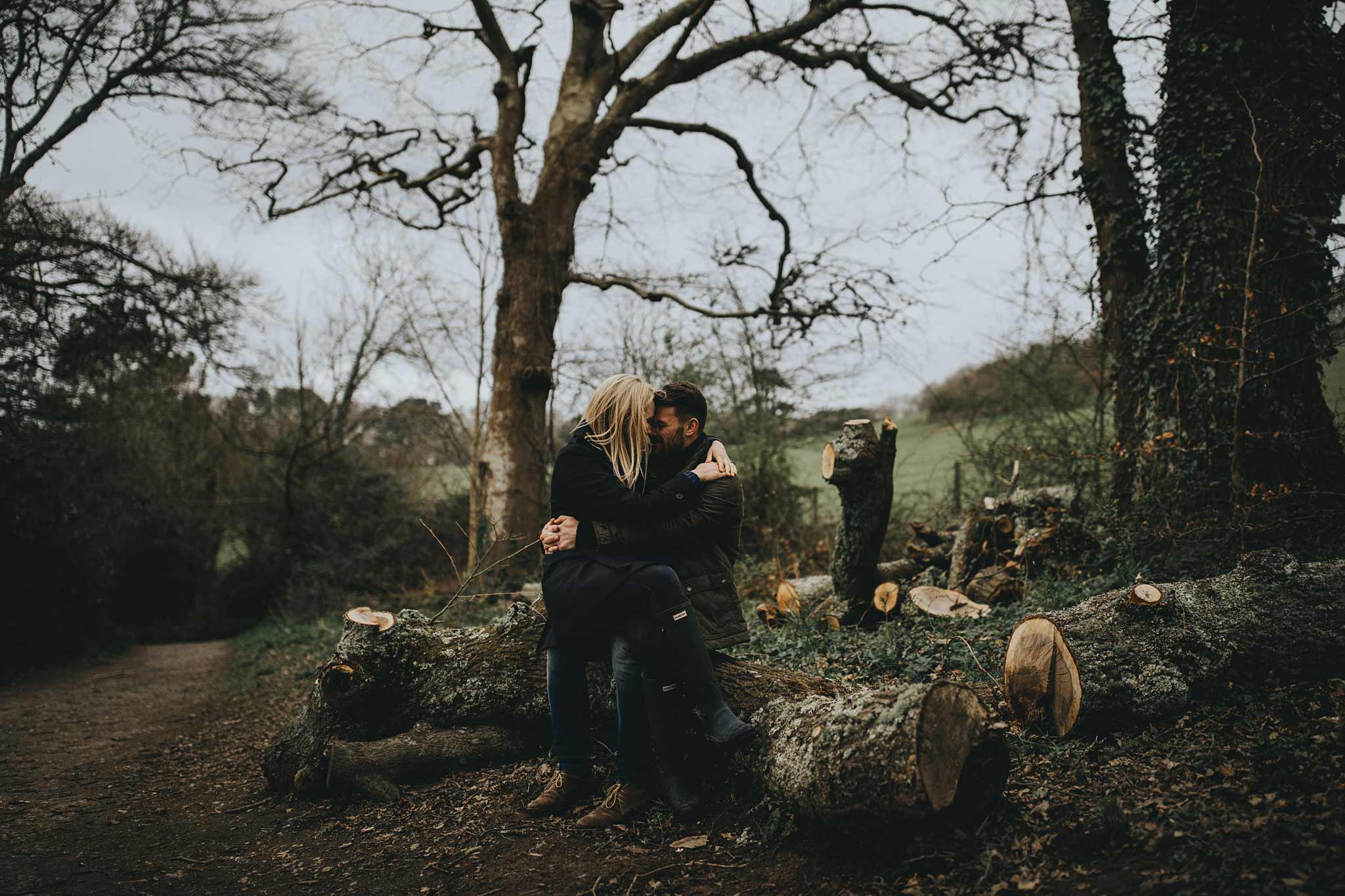 Engagement Photograph Cornwall 5
