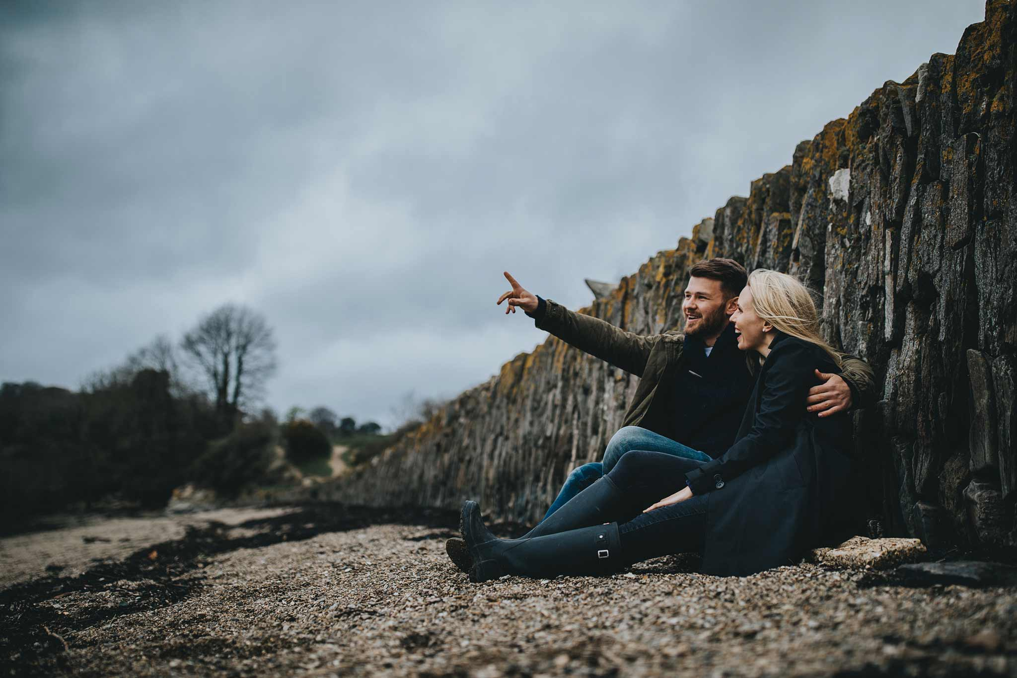 Engagement Photograph Cornwall 7
