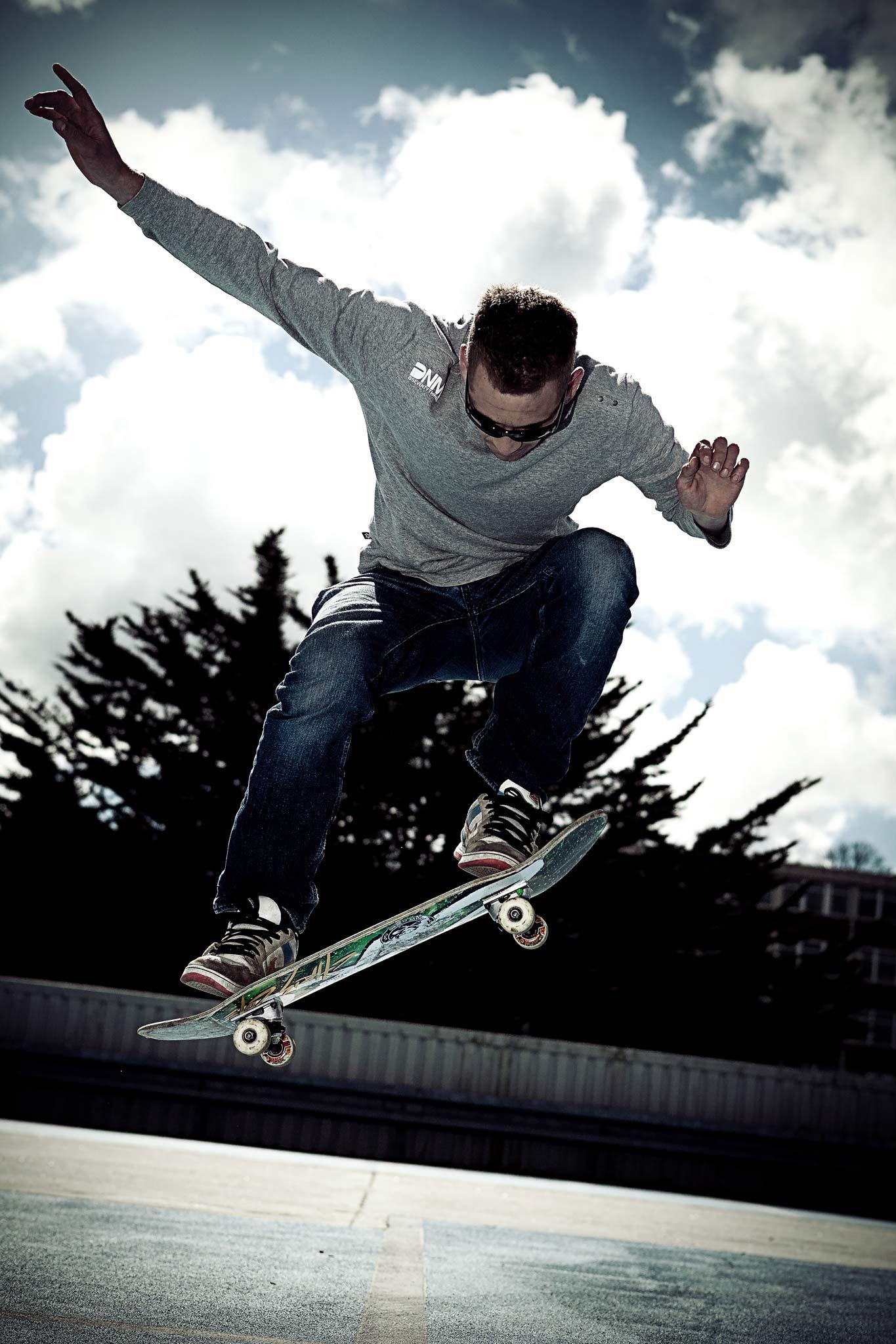 Skater Cornwall Truro