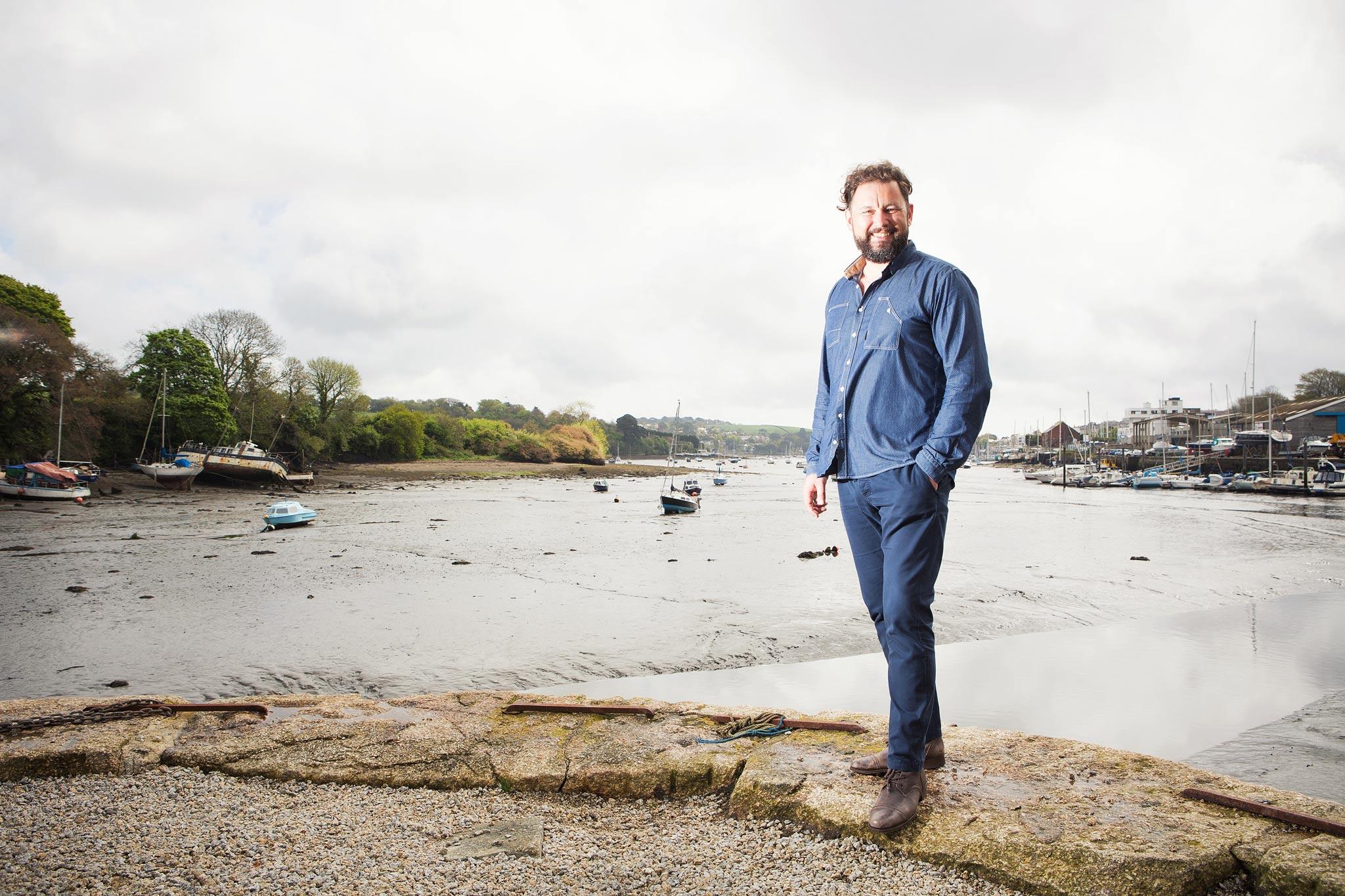 Tony Gravitas Penryn Falmouth Cornwall