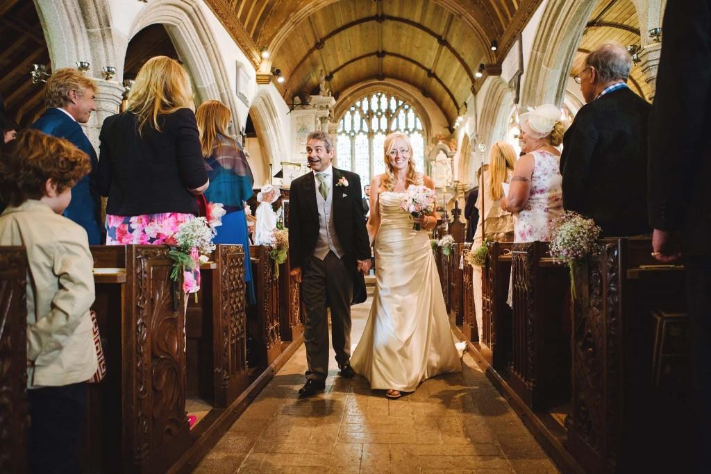 South Devon Wedding
