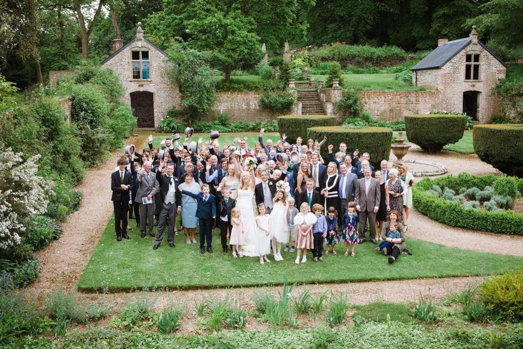 Langdon Court Wedding