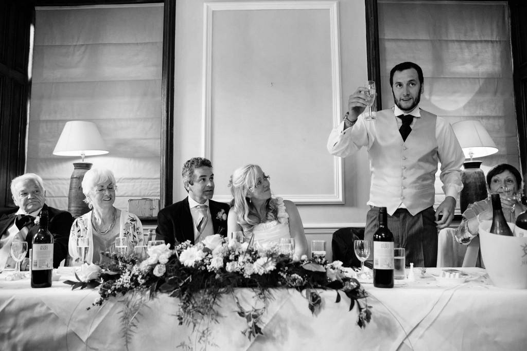 Langdon Court Wedding Reception
