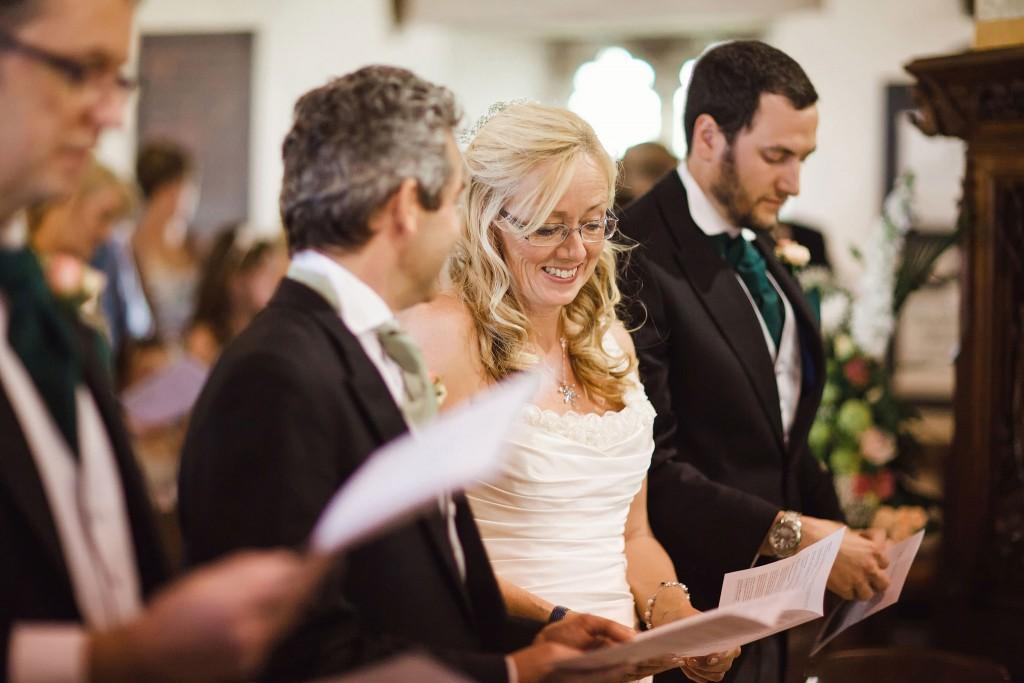Wembury Wedding