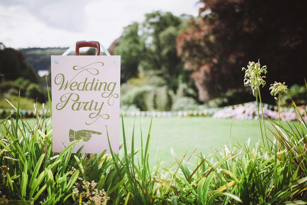 Weddings Trebah Gardens Falmouth
