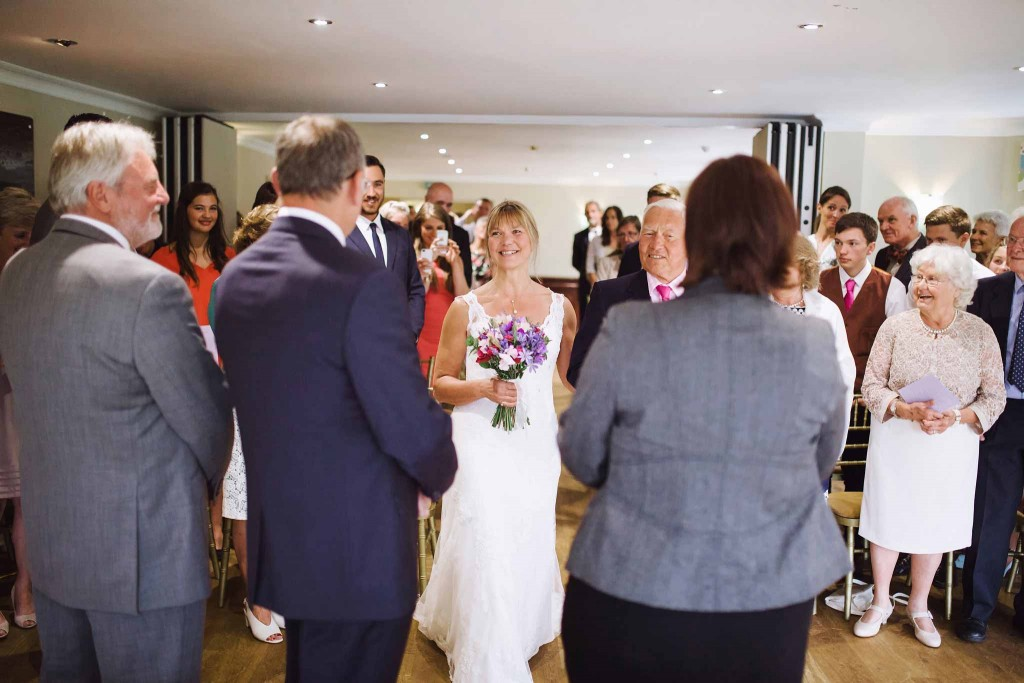 Rose in Vale Wedding Photographer Cornwall