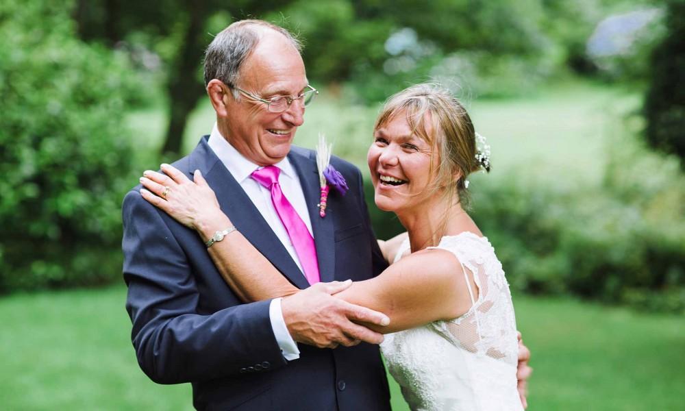 Ian and Caroline – Rose in Vale Hotel Wedding Photographer