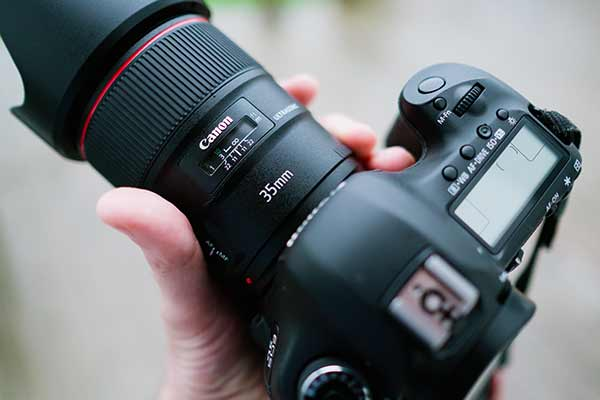 Canon 35mm f1.4L II USM vs Sigma 35mm f1.4 Art Lens