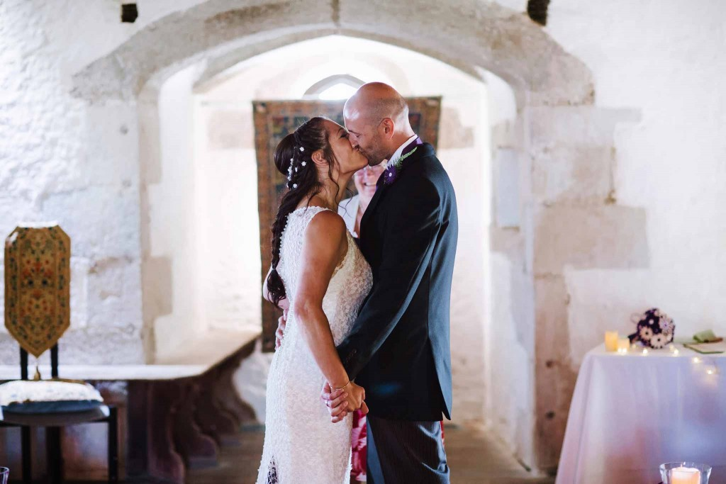 The Gunroom St Mawes Castle Weddings
