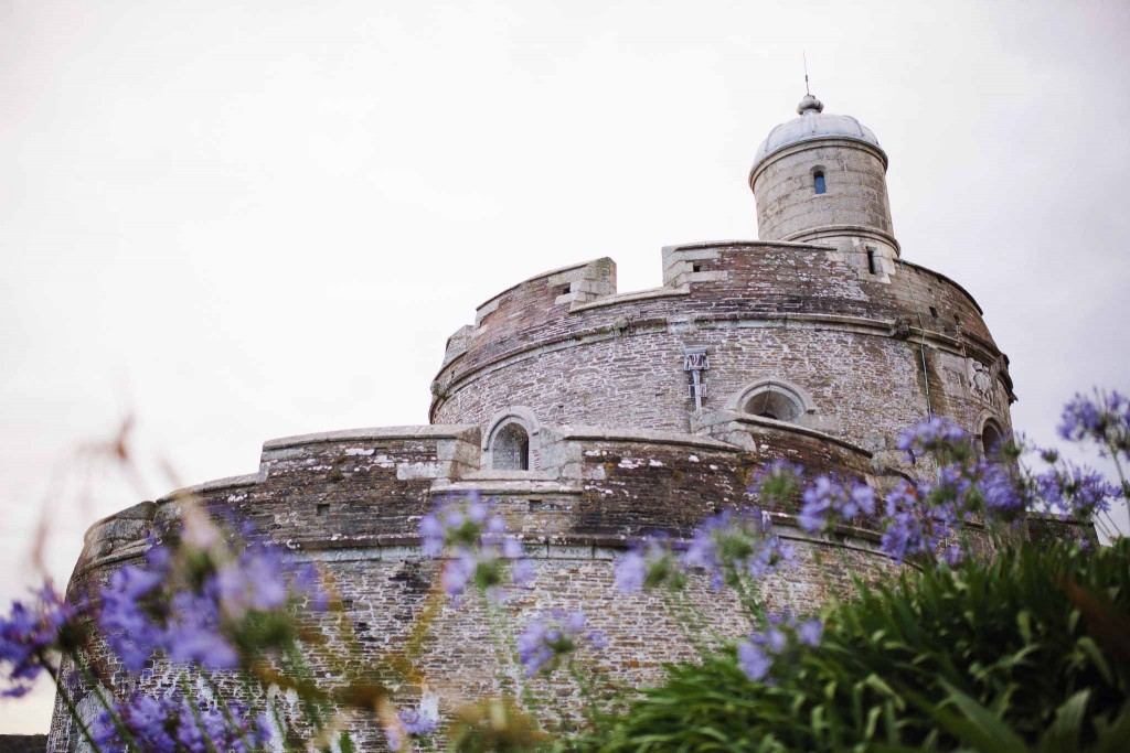St Mawes Castle Weddings
