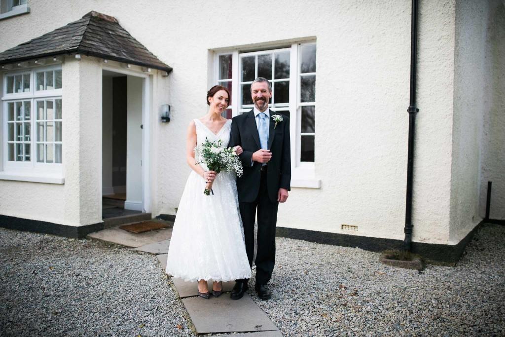 The Green Wedding Liskeard