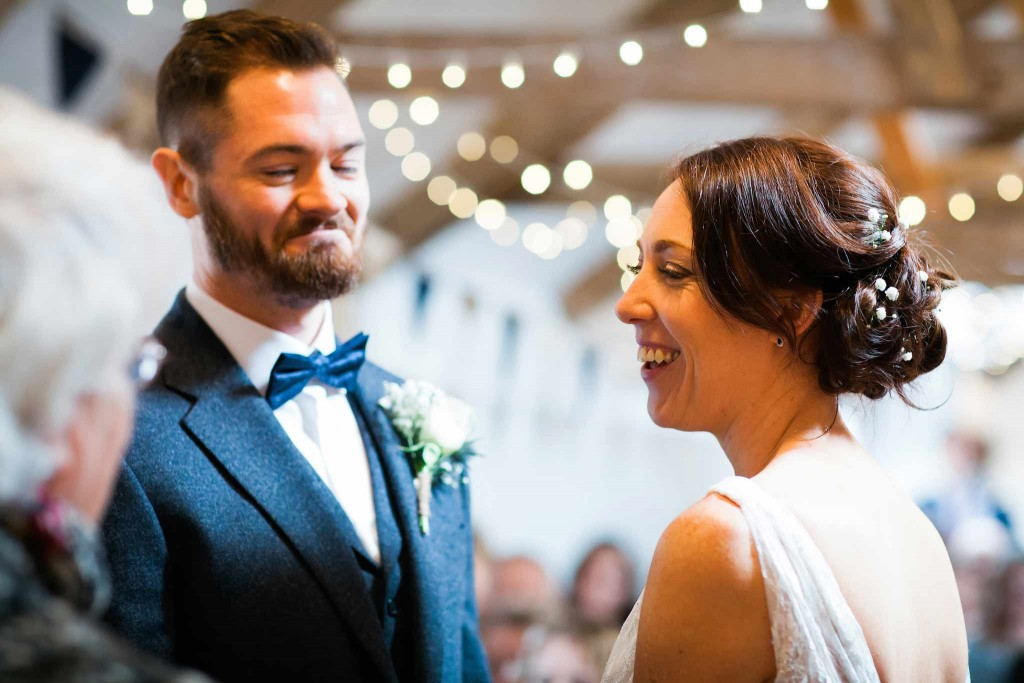 The Green Cornwall Wedding