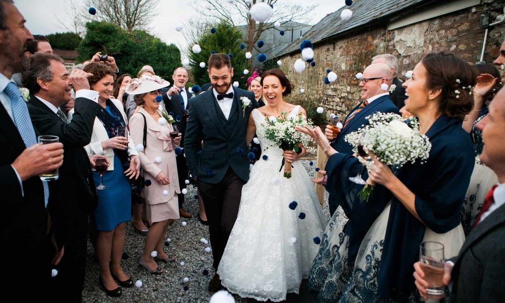 Holly and Mark – The Green Wedding Photographer