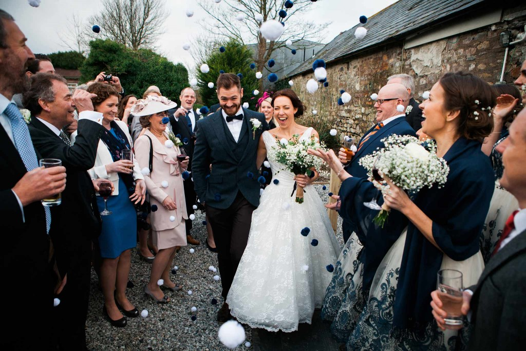 Wedding at The Green Liskeard