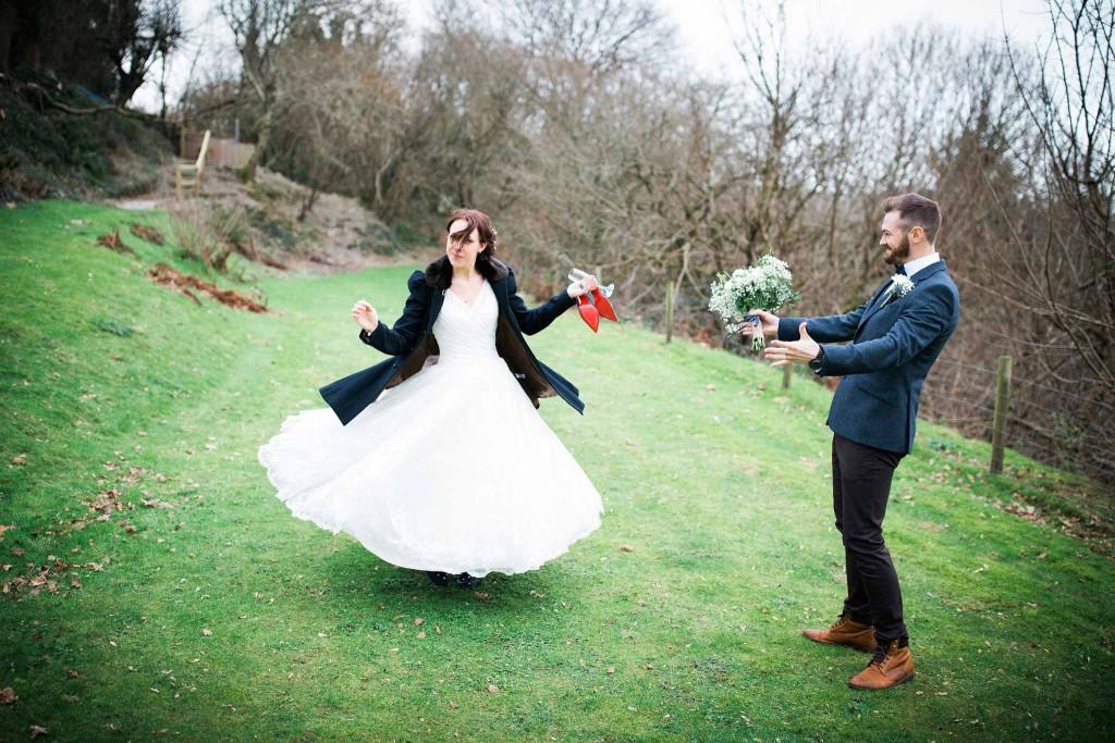 Wedding at The Green Liskeard