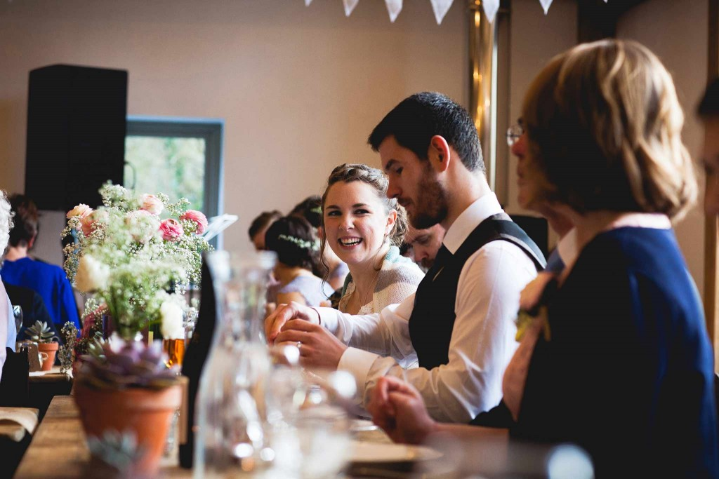 Nancarrow Farm Wedding Breakfast