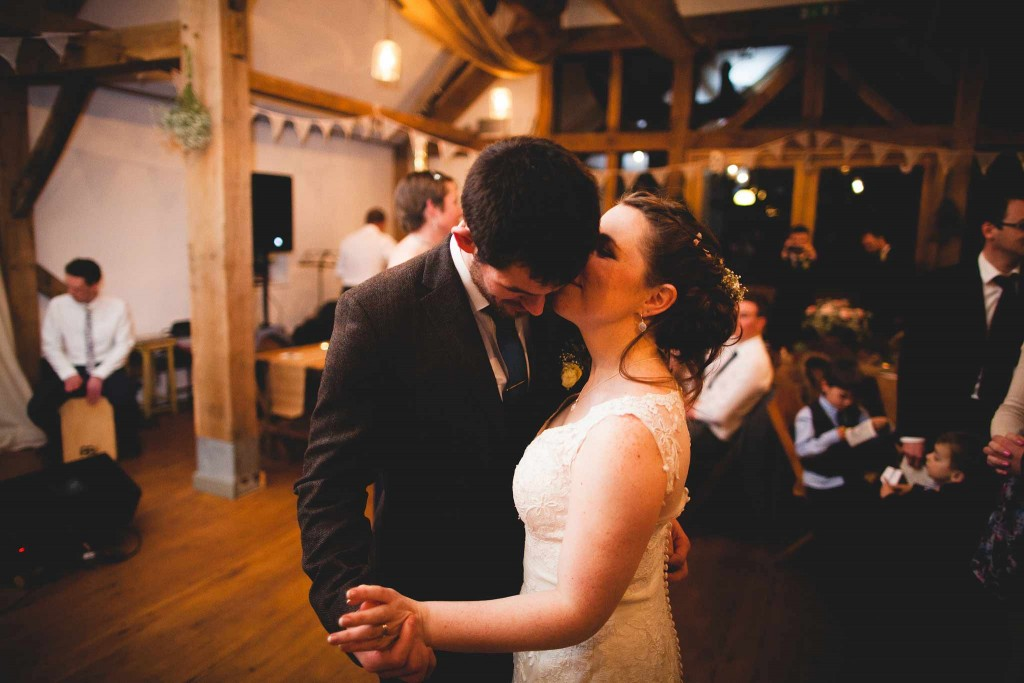 Nancarrow Farm First Dance