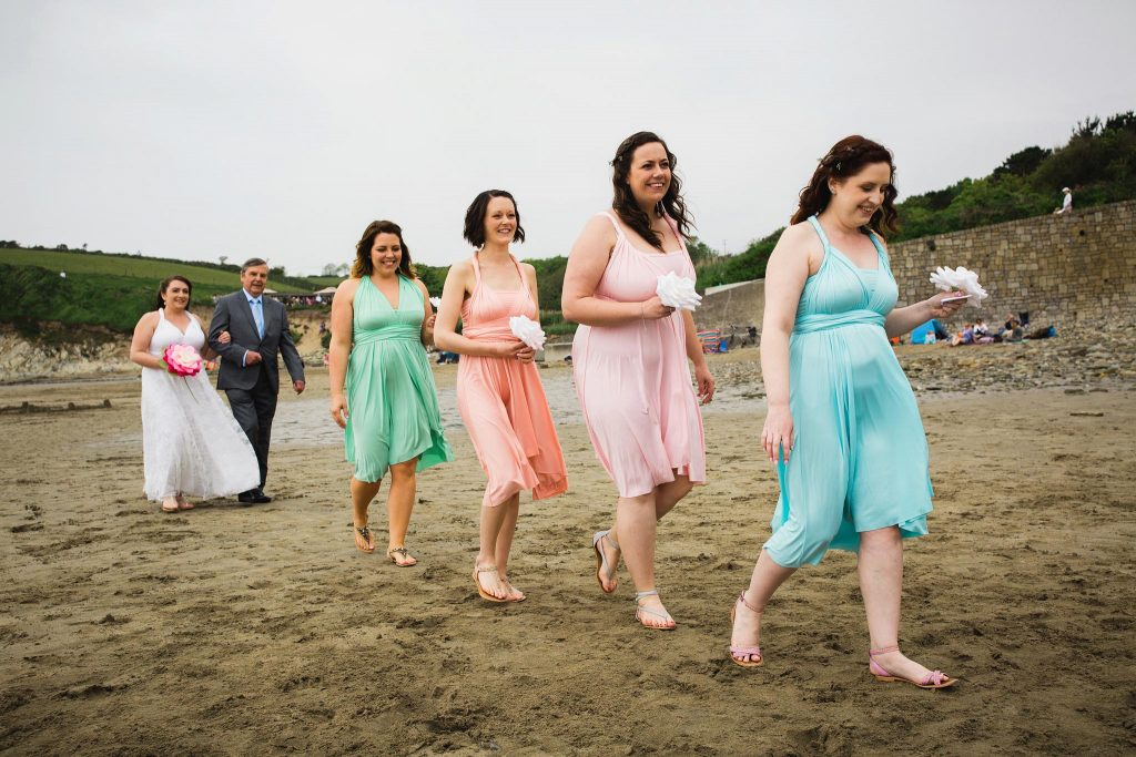The Rosevine Cornwall Wedding Photographers