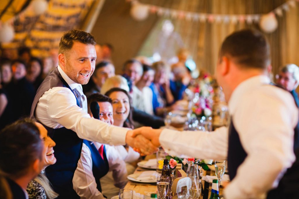 Wedding at The Rosevine Cornwall