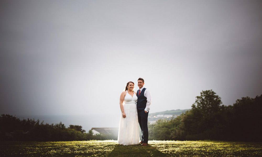 Bryony and Cormac – The Rosevine Wedding Photographer