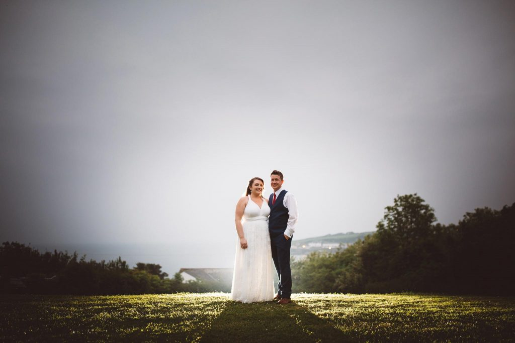 The Rosevine Cornwall Wedding - Toby Lowe Photography