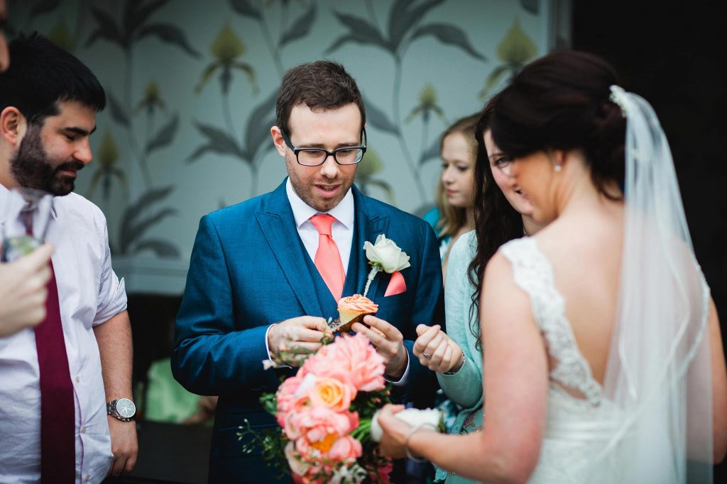 Carbis Bay Hotel Wedding Photographer