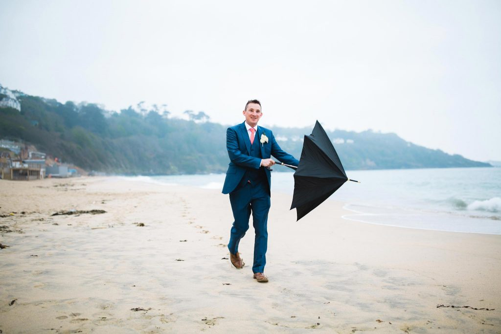 Carbis Bay Hotel Wedding Photographer Cornwall