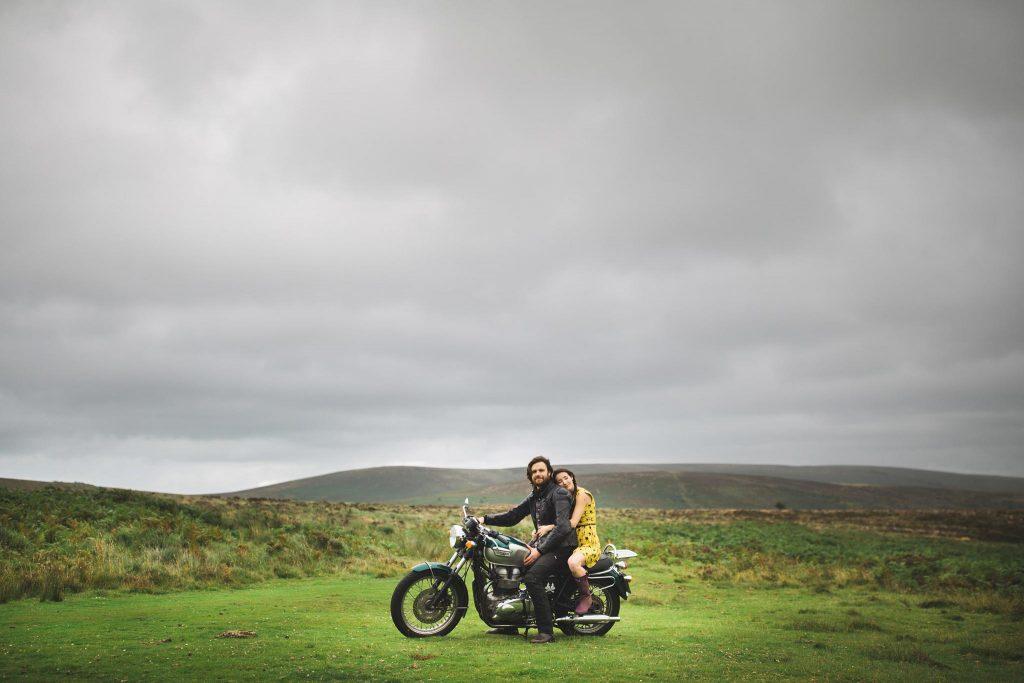 Engagement Shoot Dartmoor