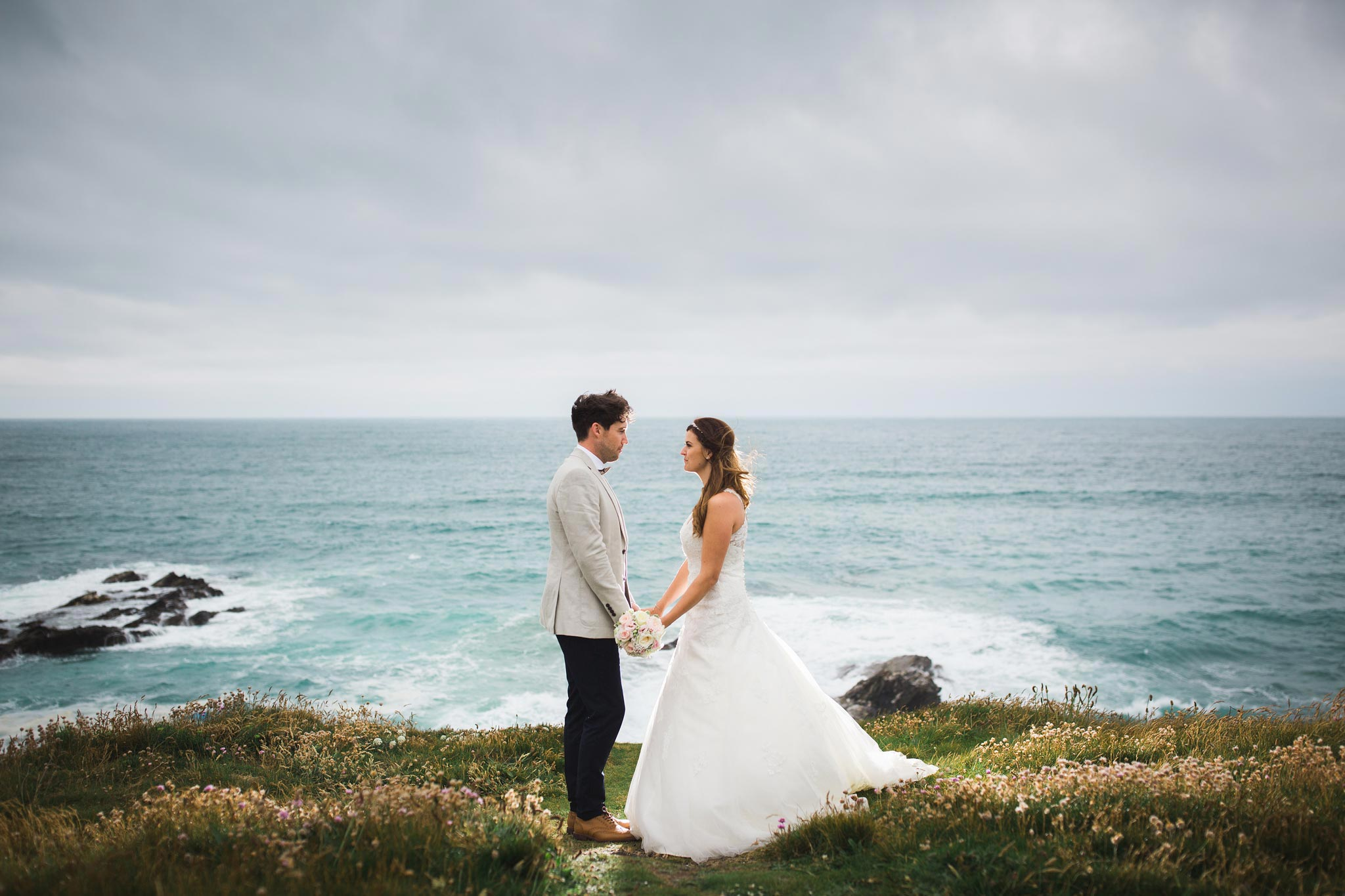 Wedding Photographers in Newquay