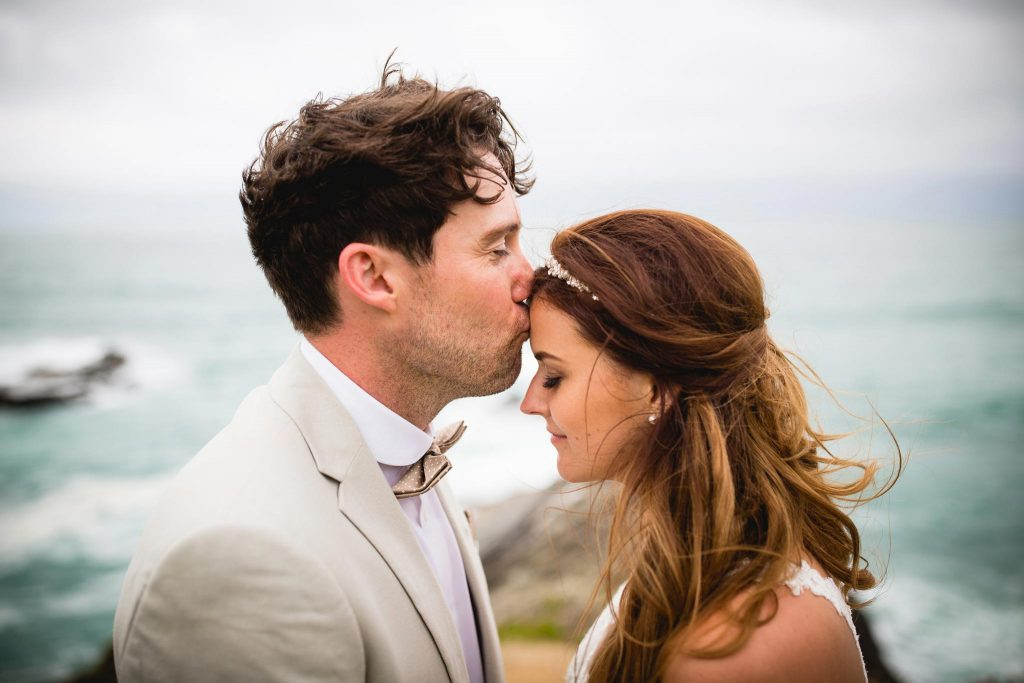 Headland Hotel Wedding Photography