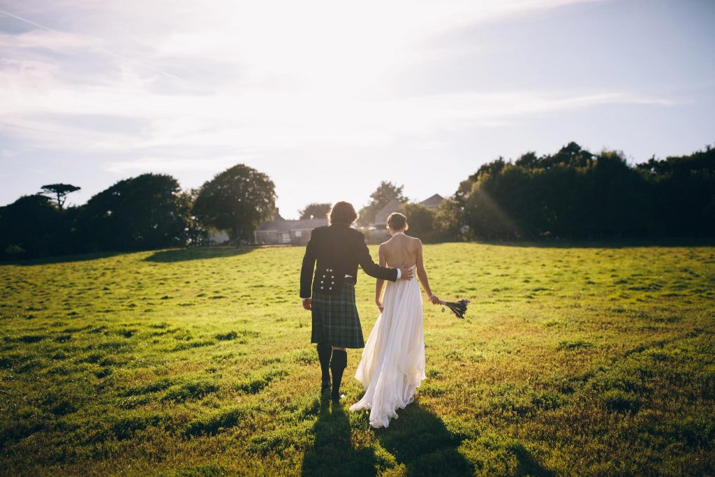 Trenderway Farm Wedding Photographer