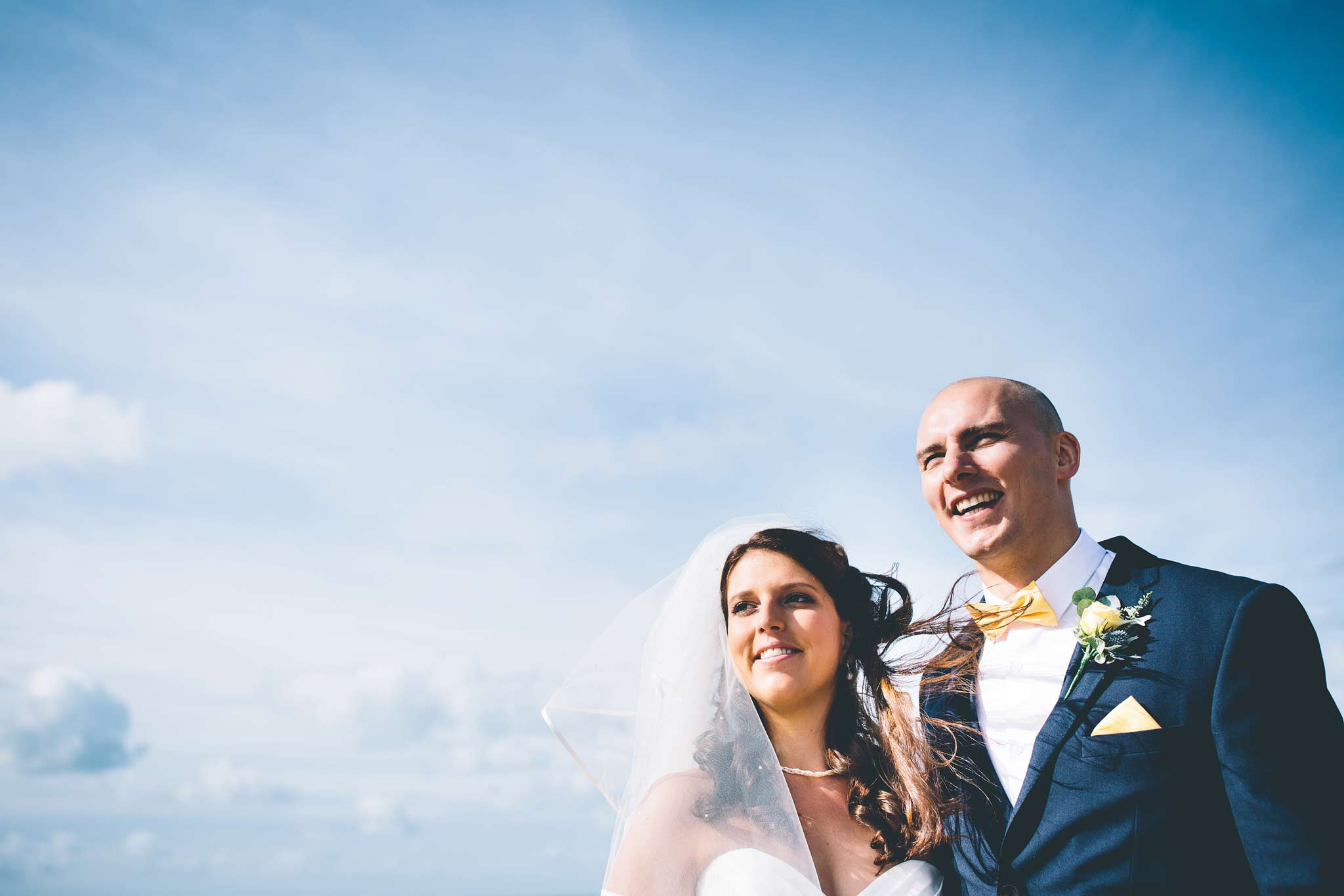 Bedruthan Steps Hotel Wedding