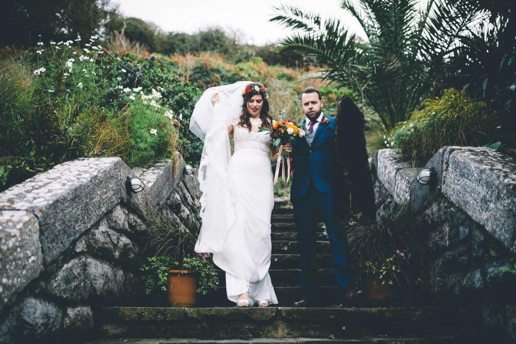 Polhawn Fort Wedding 2