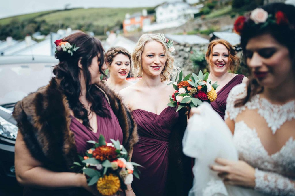 Polhawn Fort Wedding Photographer 10