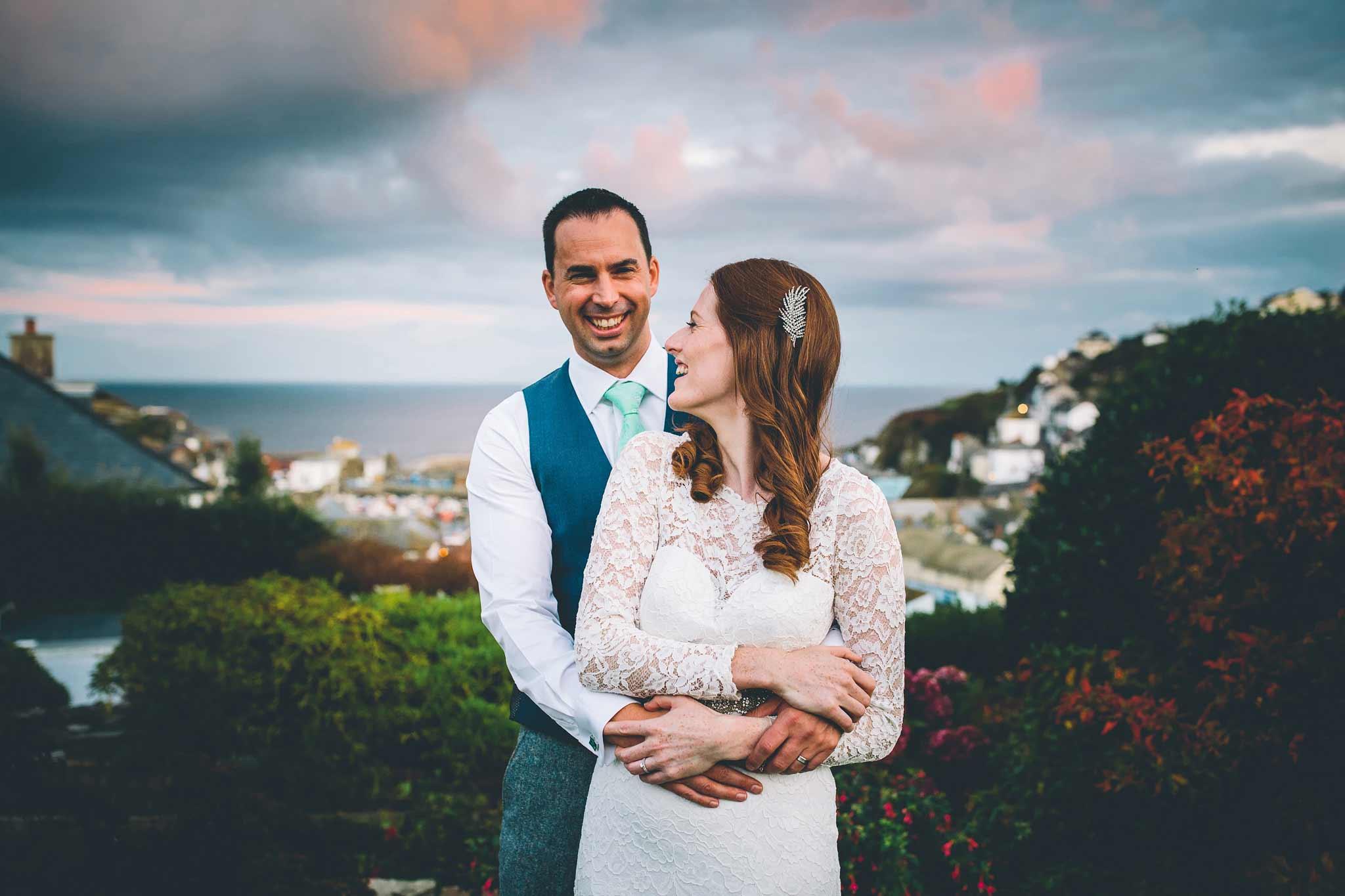 Polpier & Penpol Wedding Photographer 42