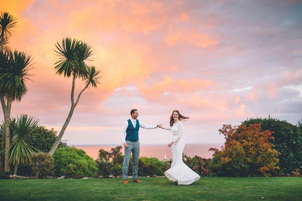 Wedding Photographer Polpier & Penpol 14