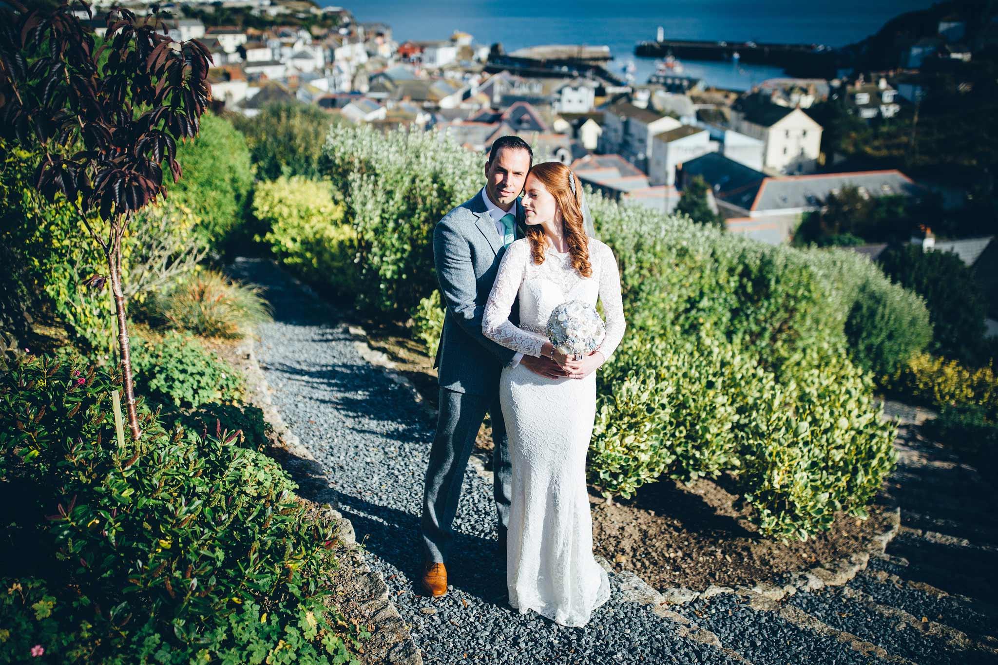 Wedding Photographer Polpier and Penpol 10