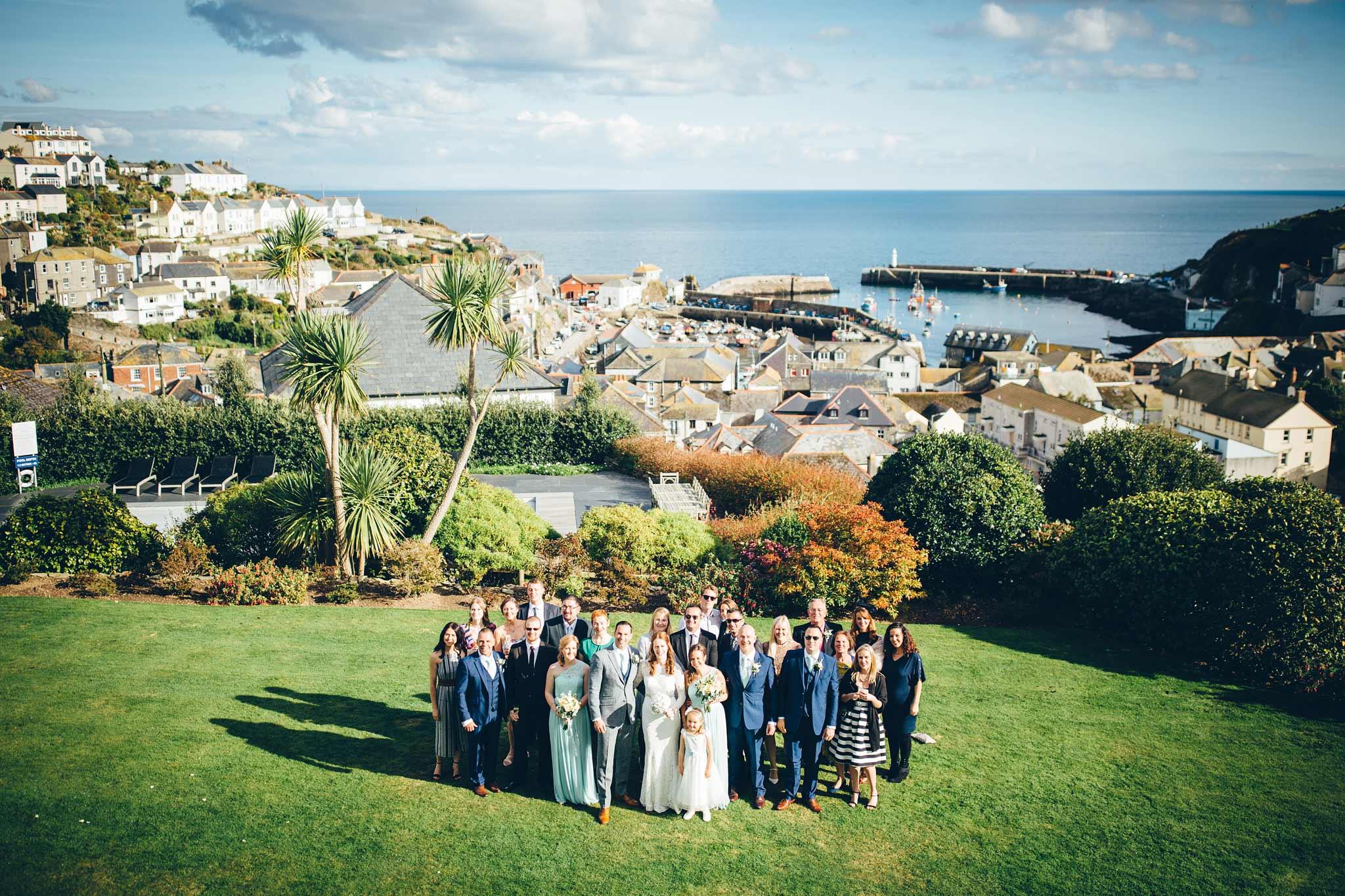 Wedding Photographer Polpier and Penpol 8