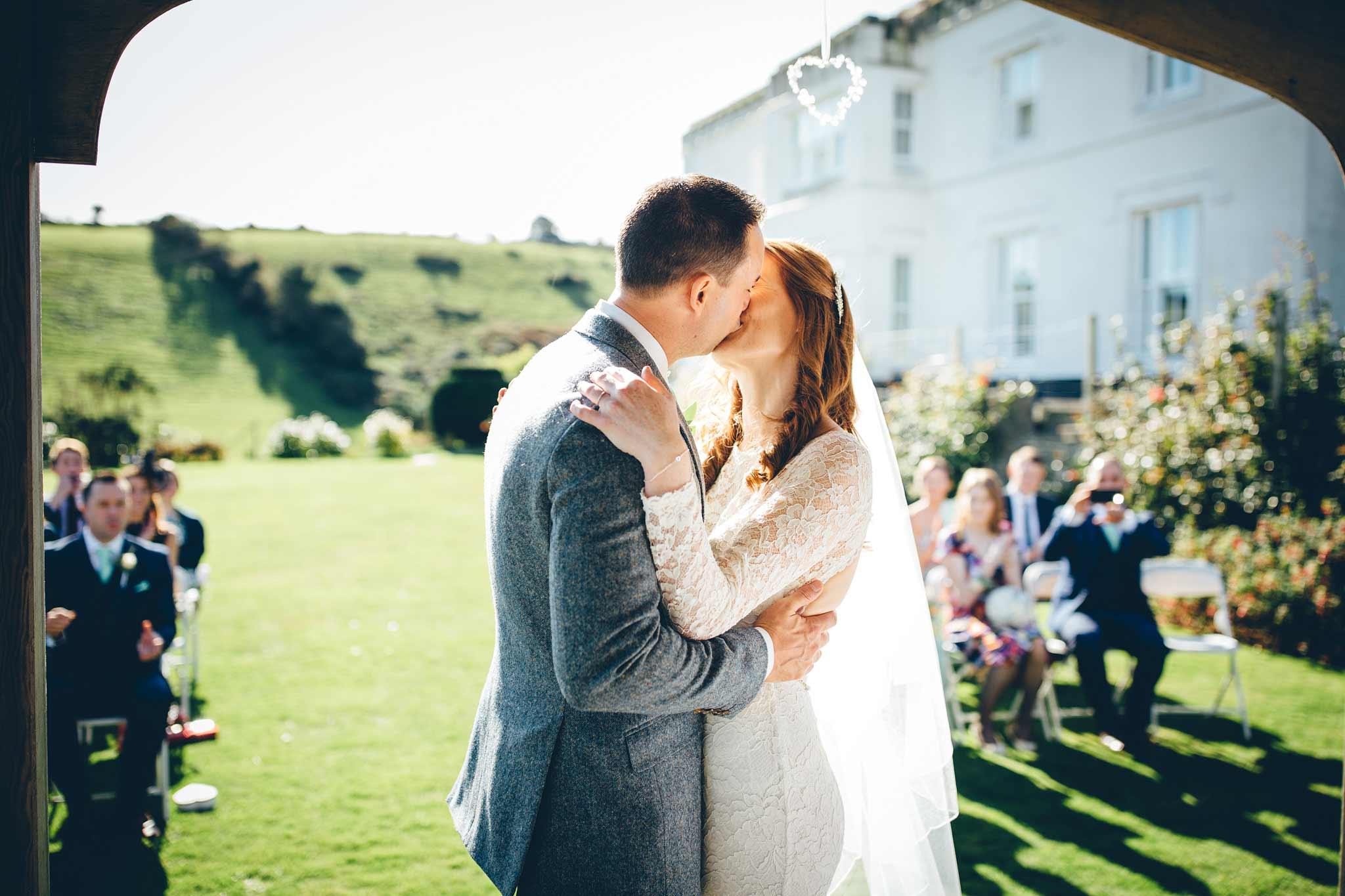 Polpier and Penpol Wedding Photographer 25