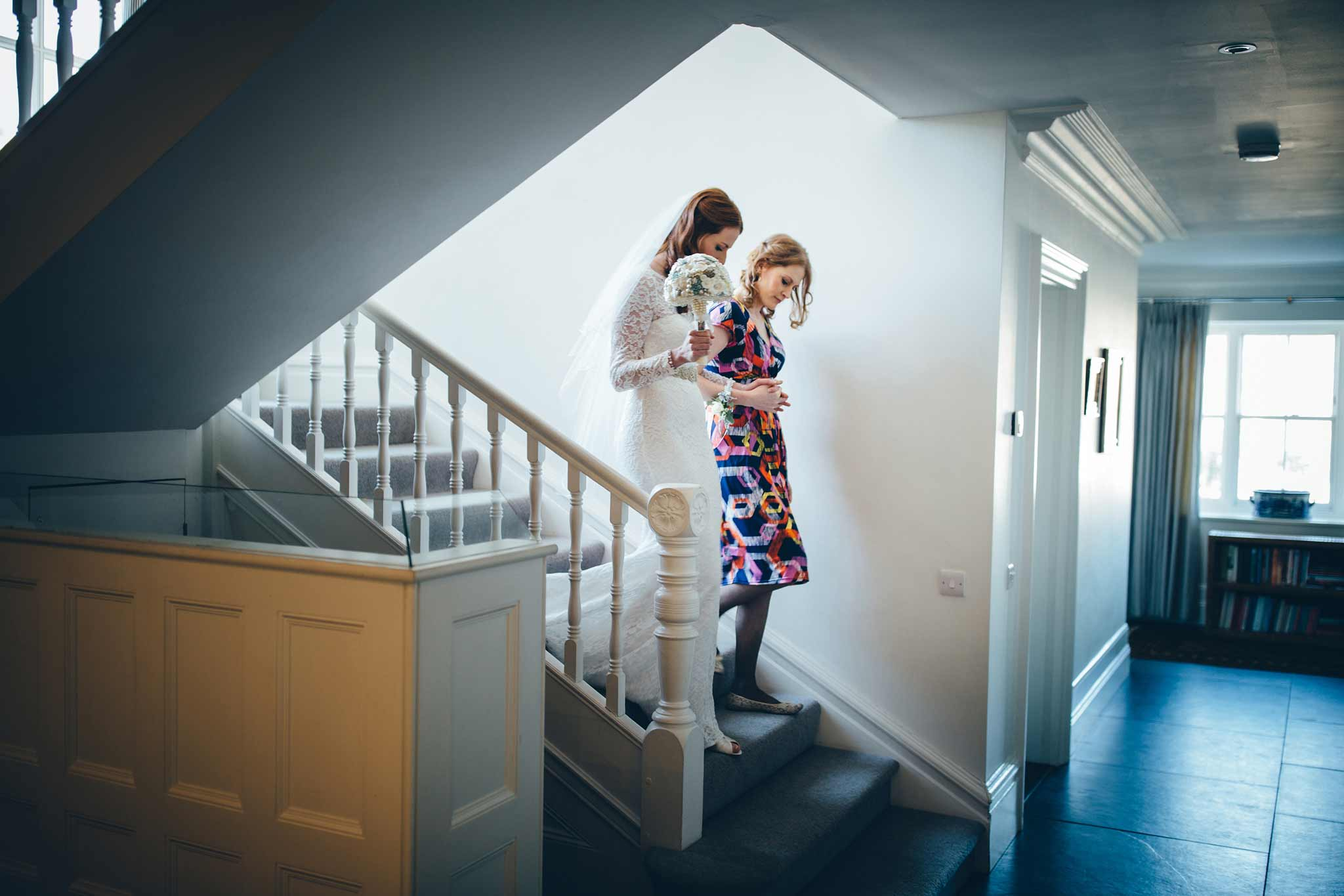 Polpier and Penpol Wedding Photographer 19