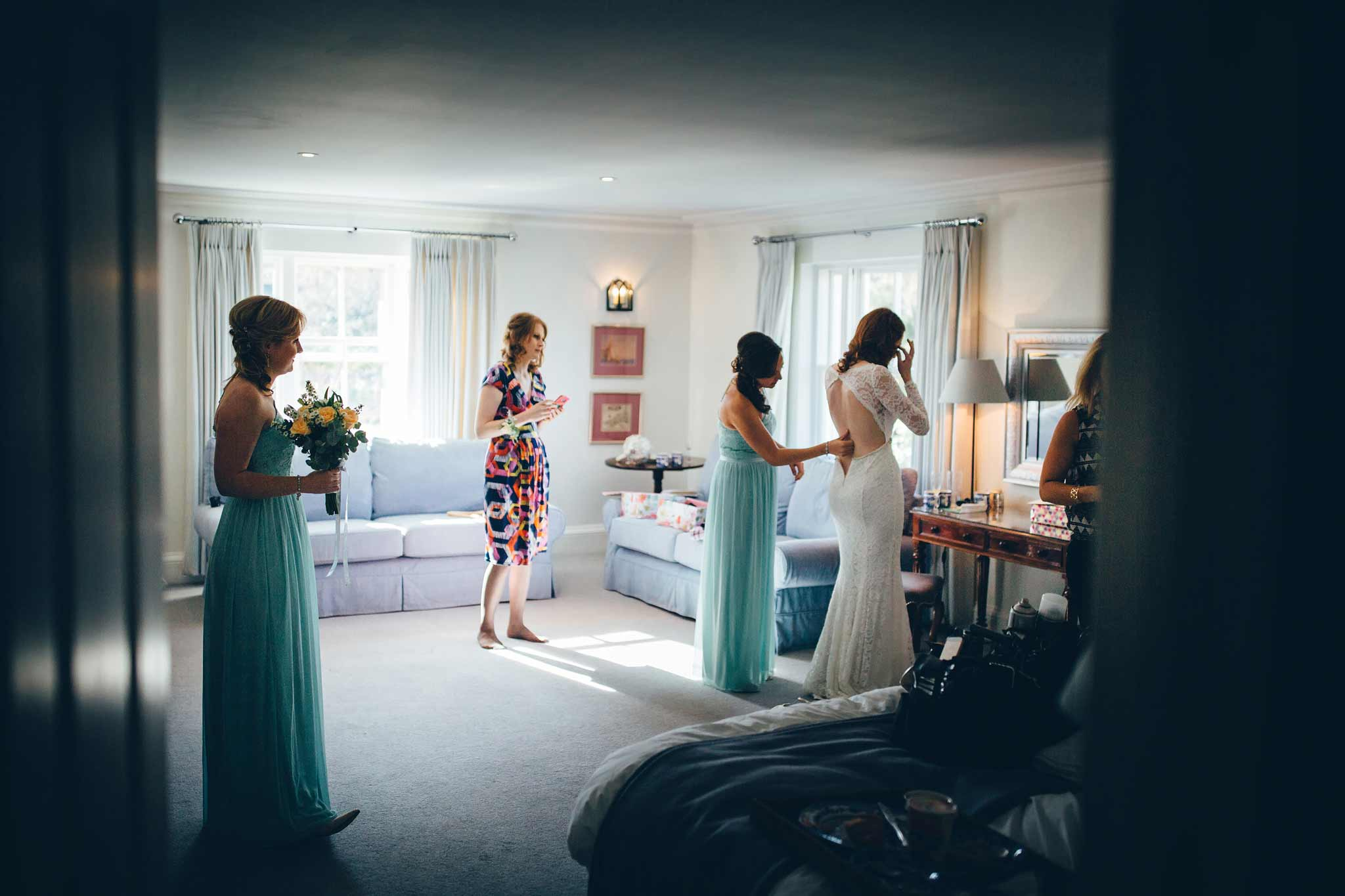 Polpier and Penpol Wedding Photographer 15