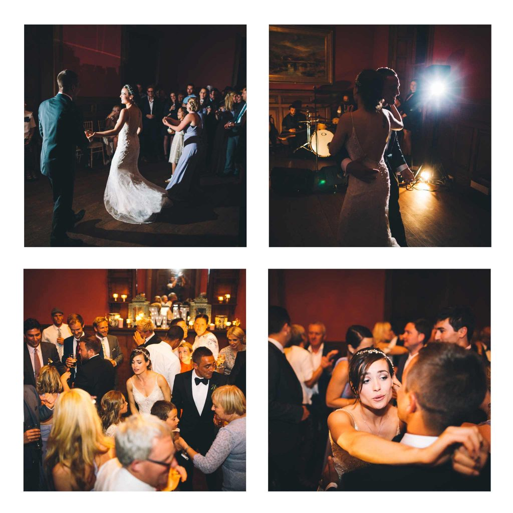 First Dance Boconnoc House Wedding