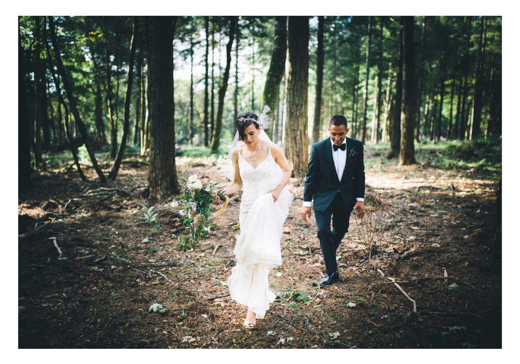 Wedding at Boconnoc House
