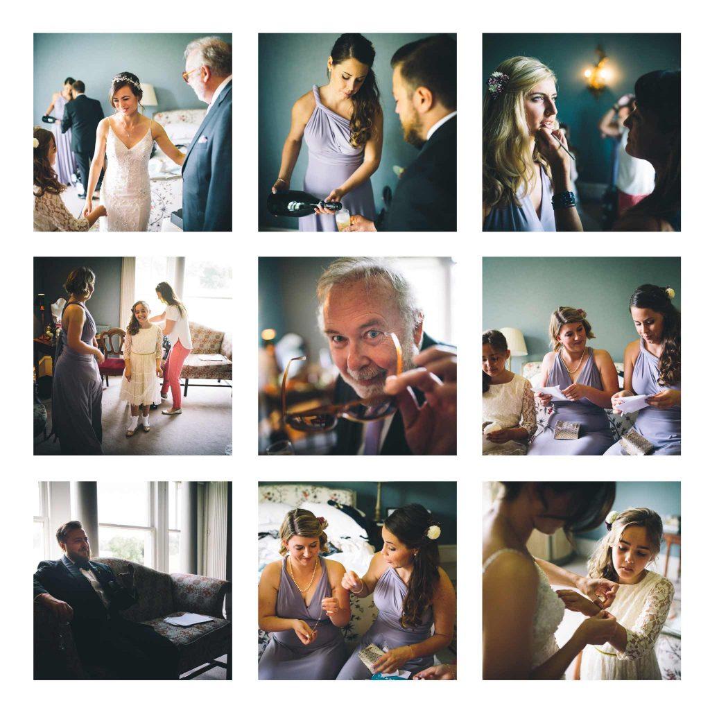 Boconnoc House Wedding
