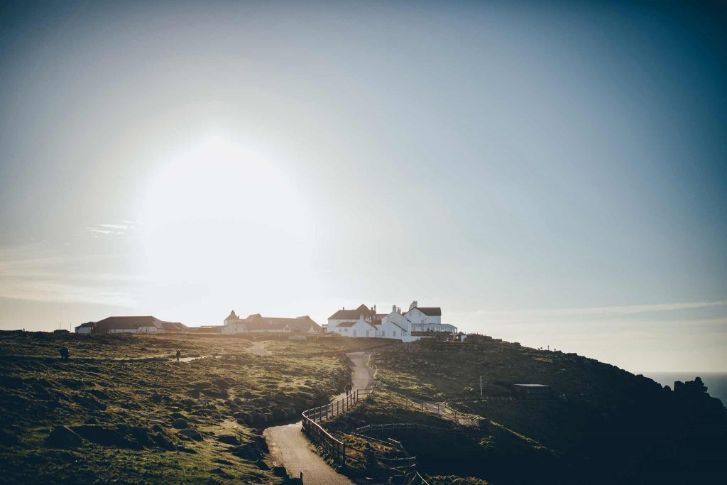 Lands End Hotel Wedding