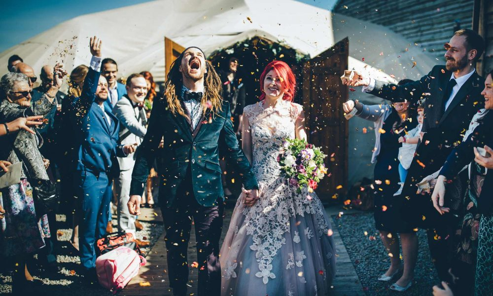 Sam and Si's Wedding – Gwel an Mor Wedding Photographer