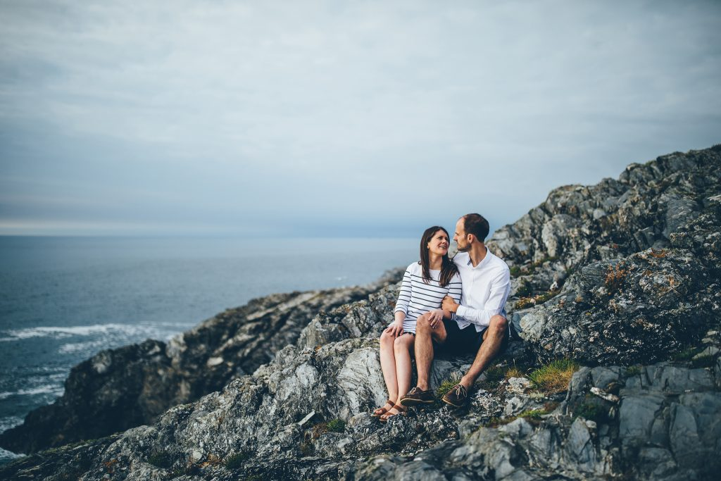 Engagement Shoot Newquay