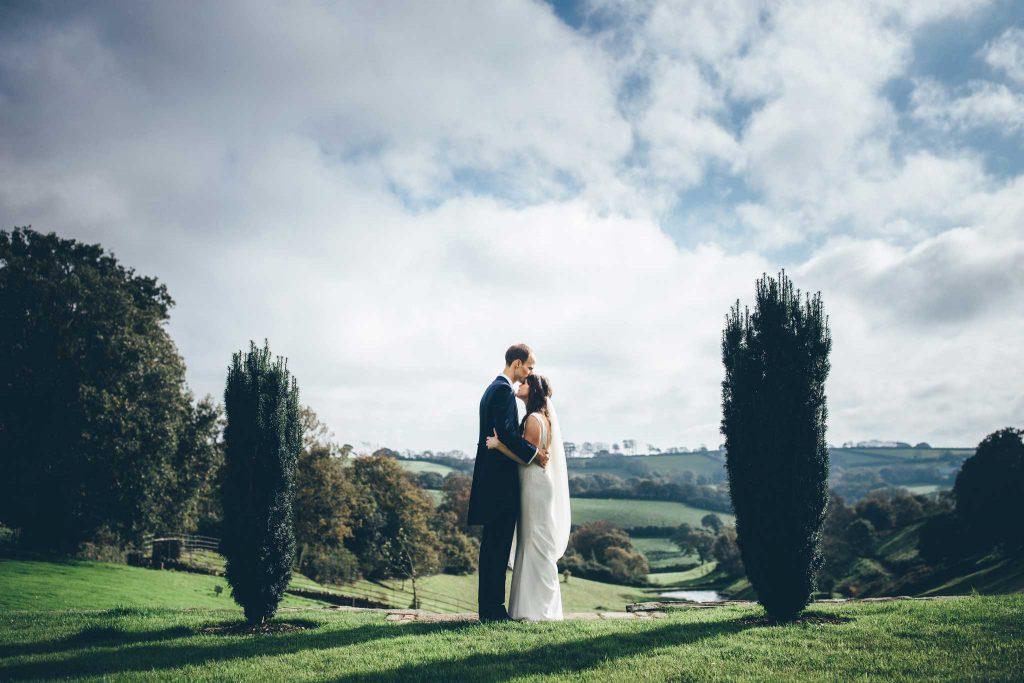 top wedding photographer devon