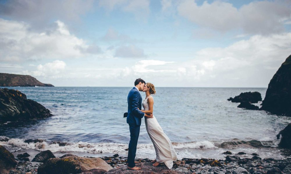 Claire and Neil – Cornish Camels Wedding Photographer